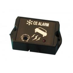Detecteur de gel 12vcc pour voiture detection gelee detecteurs froid voiture