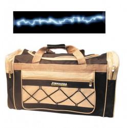 Sac bagage electrifie 80 000v alarme transport de fonds sirene alarme telecommande 105db