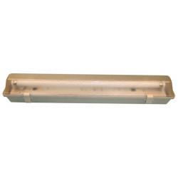 220vac + reglette fluorescent tube fluorescent white recondition