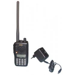 Walkie talkie 144mhz 2/8km alinco dj v17e (piece) walkie talkies walkie talkie dj v17e