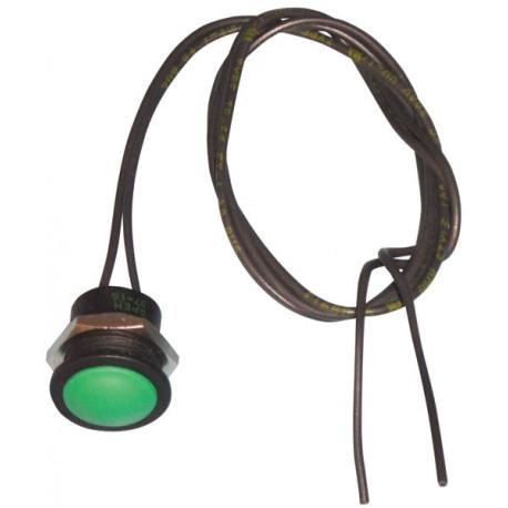 Drucktaster grun speziell fur schlechteumgebung wasserdicht ohne kabel