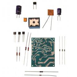 Interrupteur a minuterie 12v temporisation 2sec 5min b042 temporisateur kit electronique a monter