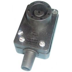 Plug socket 8 pin 250vac 6a