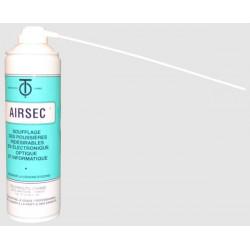 Airsec reinige gasspraydose 600ml gasspraydosen entstaubung antistaub trockene luft