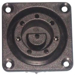 Base socket 250vac 6a 8 contacts
