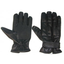 Pair of gloves leaded kevlar palpation search pair of gloves security search police security gloves broad size