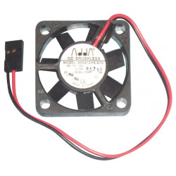 Electric ventilator 12vdc 0.1a 40x40mm electric fan