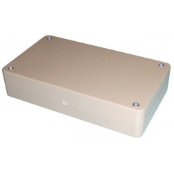 Plastic box box box box 142x30x80mm retex protection electronic equipment ha24080330