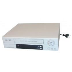 Magnetoscope video surveillance enregistrement 960h sur k7 video alarme 220vca alarme video str 960p