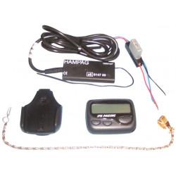 Alarma detector de choque detector de impacto anti levantamiento transmission sin cable verso pager