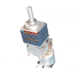 Motorisierter potentiometer stereo