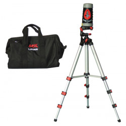 Laserhorer + stander