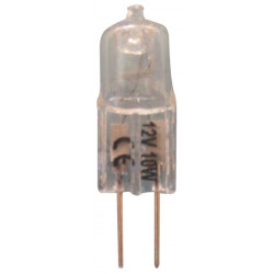 Transparent halogen bulb 10w 12v g4 lhalg410c lamp g4 10hq
