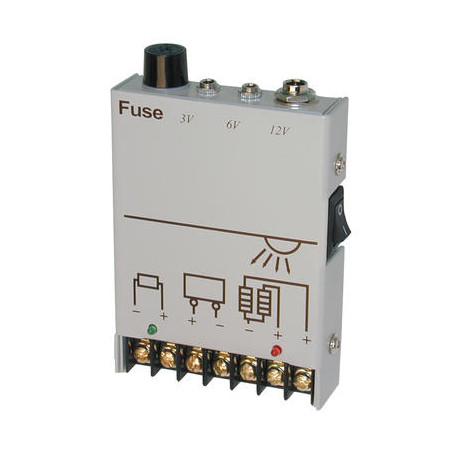 Charge Regulator 4a 13vcc Power Controller Solar Cell Charge Intensity Eclats Antivols