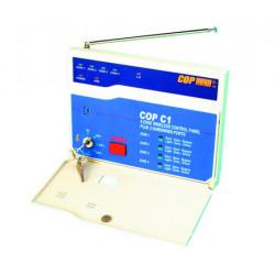 Centralina senza fili 4 zone 433.92mhz per 980w1, 980i 15 980c1 allarme antifurto elettronico centralina allarme