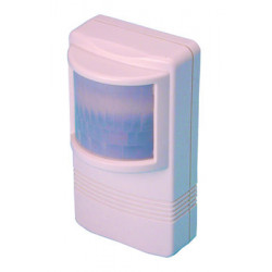 Detecteur infrarouge radio hf alarme sans fil 20/40m 300mhz de centrale electronique sans fil 980ca