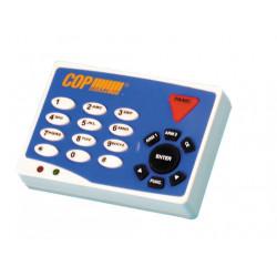 Teclado alarma electronico inalambrico 20 40m 433.92mhz para centrales alarma inalambricas 980c2 teclados