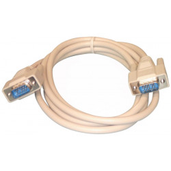 Cord cord vga db15 male / male 1.8m cable for video monitor screen and video connection link