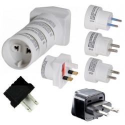 Travel adapter electric adapter multiplug france italy switzerland corea india usa uk germany wta11