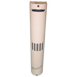 Alarma compacta electronica + detector infrarojo + gas disparo electrico alarmas