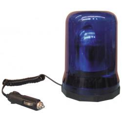 Faro giratorio eléctrico magnético 12vcc 25w azul grande modela faros giratorios eléctricos magnéticos fuegos