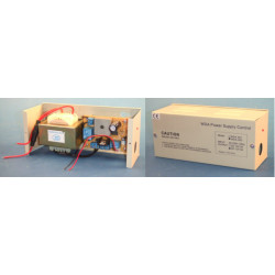 5a for power electronics 220vac/12vdc gache electric, control of access (metal housing)