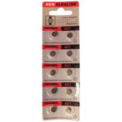 Button battery for watch 1.5v 13mah lr621 (10l) lr621 d364 364 sr621sw sr60 g1v364ac