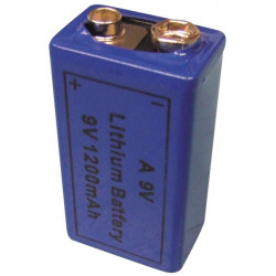 9v battery 1200ma lithium 6f22 6lf22 am6 1604a 6lr61 mn1604 a9v 522 a1604 4022 long duration