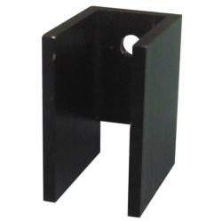 Radiator heat sink 18 ° c / w 15mm x 20mm ml26 to220 x 25mm