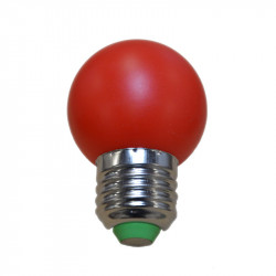 1.3w led lamp e27 220v 230v 240v red globe 1w 1.2w 1.1w lamp light lighting