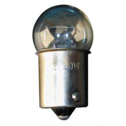 Ampoule electrique ba15s 12v 20w b15 b15s ba15 ba15s pour gyrophare gm12a b r, gmg12a b r lamprl