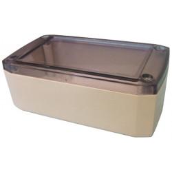Box box 102x60x40mm retex serie102 sicuro pvc equipaggiamento protettivo trasparente