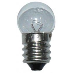Ampoule electrique eclairage 12v 5w e14 lamprl gyrophare g220ta b r v elamp4dl/e14