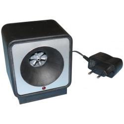 Repelente ratas por ultrasonidos 220vca 9m 80m²