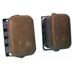 Loudspeaker 2 way sound loudspeaker, 35 50w 8 ohm (2 pieces) accoustic loudspeakers 2 way accoustic loudspeakers accoustic louds