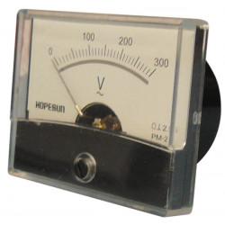 A galvanometer coil voltmeter 300v class 2.5