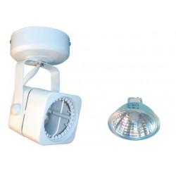 Illuminazione elettrica a bassa tensione punto di supporto leggero, 220/12vca trasformatore 220/12 + lampada mr16 12v 50w dicroi
