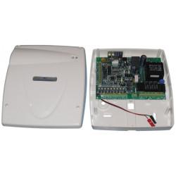 Elektronische alarmzentrale + automatismus ausgangsportal mit motor