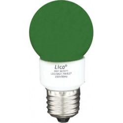 E 27 lampe mit gruner licht 1.3 w energie sparsamkeit beleuchtun