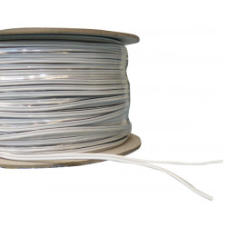 Cable haut parleur standard bobine 100m 13 0.2 2.5a 2 conducteur 4x2mm intercommunication interphone