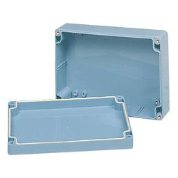 Cofanetto plastica porta batterie ricaricabili pvc stagno 165x125x75mm 12v1 contenitore plastica batterie custodia batterie