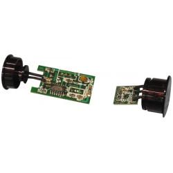 Celula infrarroja de recambio para portico detector de metal pdm61 ts1208 deteccion