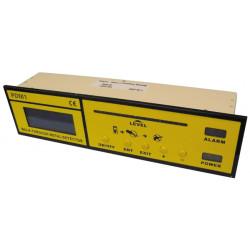 Boitier electronique pour centrale de pdm1 ts1200 portique detecteur detection de metal