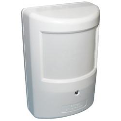 Detecteur volumetrique ir alarme electronique sans fil 20/50m 433mhz pour rpr4a rpr4 rpr1 r4l