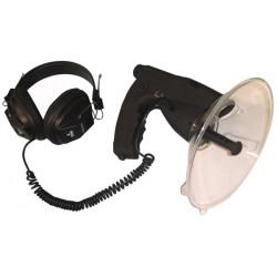 Noleggio 7 giorni strumento d'ascolto elettronico a distanza suono uccelli + casco d'ascolto uccelli