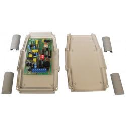 Pack detecteur perivolumetrique buzzer autoprotection alarme electronique infrason 12vcc