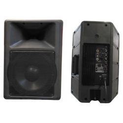 Recinto 12 ampliado ' amplificador sonorización 300w sphynx alto hablador con ampli sonorización