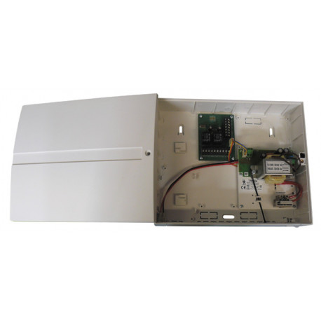 Centrale de controle d acces avec alimentation de secours jablotron as80