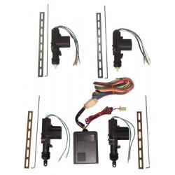 Pack verrouillage porte systeme pour alarme vehicules voitures verrouillage porte systeme auto