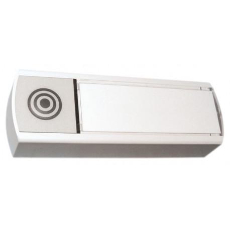 Wireless doorbell button